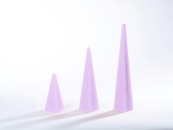 Pyramidenkerzen flieder